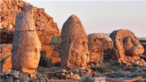 Nemrut Dağı ve çevresinde turizm hazırlığı sürüyor!