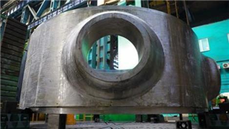 Akkuyu NGS 3. güç ünitesi için nükleer reaktör üretimine başladı
