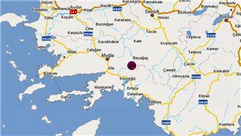 Muğla'da 4,2 büyüklüğünde deprem!