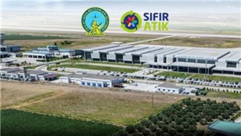 DHMİ'nin işlettiği 49 havalimanı Sıfır Atık Belgesi aldı
