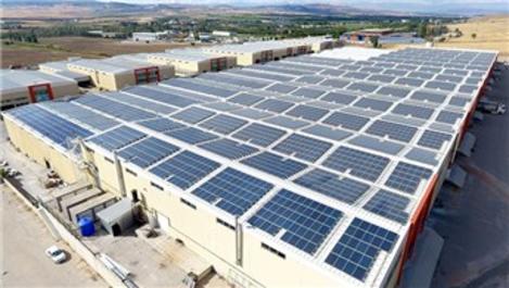 Evcil Solar'ın 2021 hedefi 40 milyon dolarlık proje!