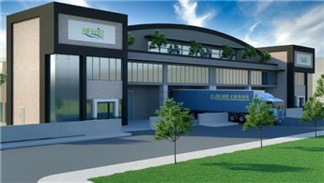 Nehir Kağıtçılık'ın fabrika projesi tam gaz ilerliyor