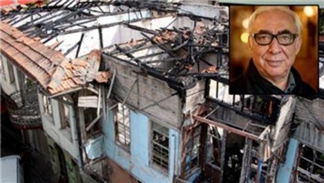 Şener Şen'in doğduğu ev yıkılmak üzere!