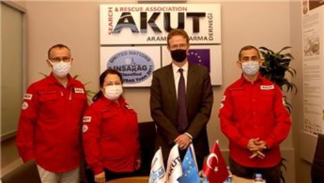 AKUT, olası İstanbul depremine 1600 kişilik ekiple hazır!