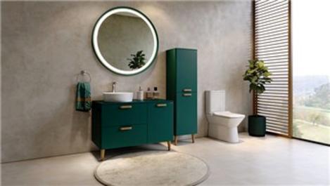 Creavit Patara ile banyolarda retro havası!