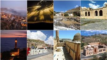 Tarihi kent Mardin'de turizm sezonunun heyecanı yaşanıyor!