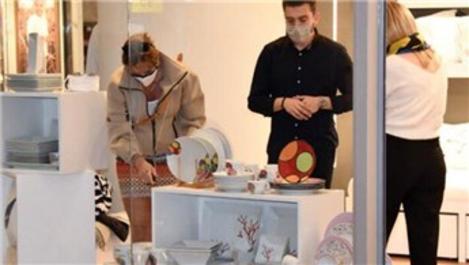 Pınar Altuğ, Akmerkez AVM'de yeni mağaza açtı!