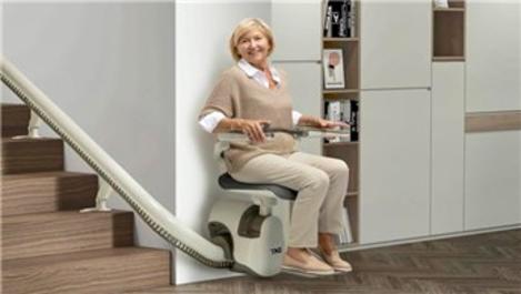 TK Elevator ev asansörleri ev içi mobiliteyi artırıyor!