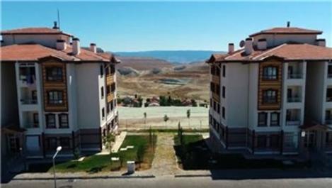 TOKİ, Ankara'da 91 bin 594 konutu tamamlandı