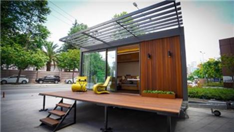 Luxial Mobil Ev, şehir hayatına alternatif olacak!