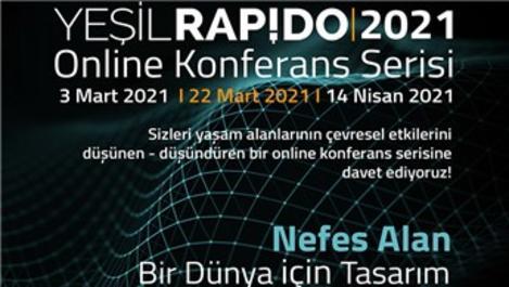 Yeşil Rapido 2021, ikinci oturumu ile devam ediyor