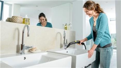 Kärcher temizlik makineleri %80 su tasarrufu sağlıyor!