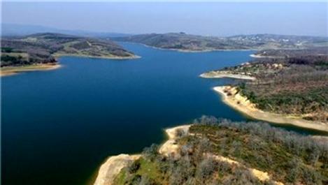 İstanbul barajlarının su seviyesi %65,21'e yükseldi