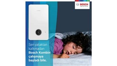 Bosch Termoteknoloji müşteri odaklı yaklaşımına devam ediyor