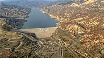DSİ: Ankara'daki barajlarda şu an itibarıyla su sıkıntısı yok!