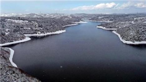 İstanbul'un barajlarındaki su oranı %68,64'e yükseldi