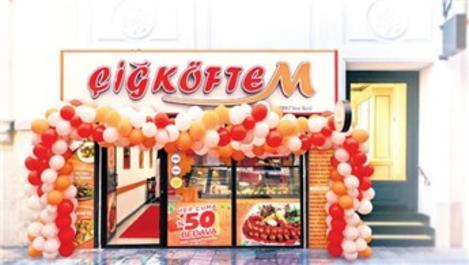 Çiğköftem, 50 girişimciye 'bedelsiz' dükkân açacak!