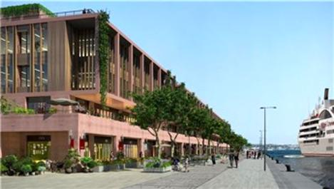 Galataport'ta Knauf'un sistem performansları tercih edildi