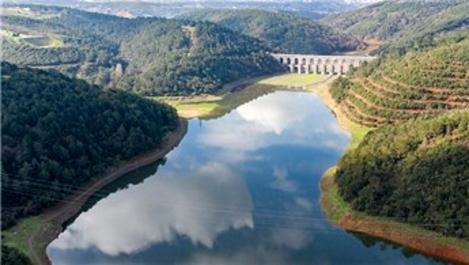 İstanbul'un barajlarındaki su seviyesi %70'e dayandı