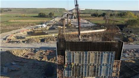 Çerkezköy-Kapıkule demir yolu hattının %32'lik kısım tamamlandı