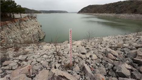 Başkent Ankara'nın 4 aylık suyu kaldı!
