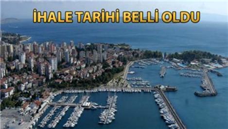 Fenerbahçe Kalamış Yat Limanı özelleştiriliyor!