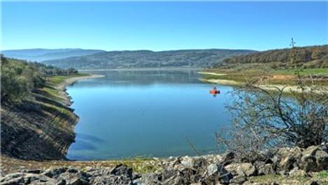 Gölköy Barajı'nda su seviyesi yüzde 57'ye yükseldi