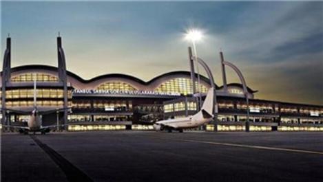 Sabiha Gökçen'de Kazakistan uçuşları başladı