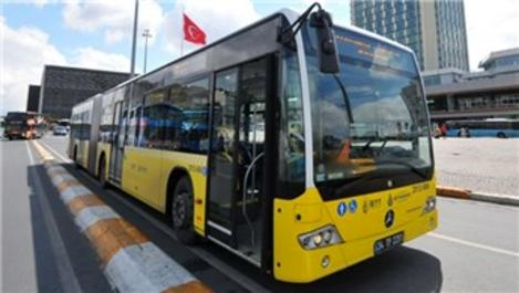 İstanbul'da otobüslerin sarıya boyanması ihalesi sonuçlandı