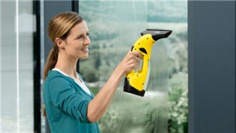 Kärcher Cam Temizleme Makinesi ile temizliği keyfe dönüştürün