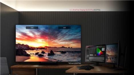 LG OLED Pro ile video kurgu süreçleri hatasız olacak
