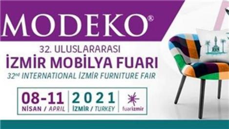 Uluslararası İzmir Mobilya Fuarı 6 Nisan'da açılacak