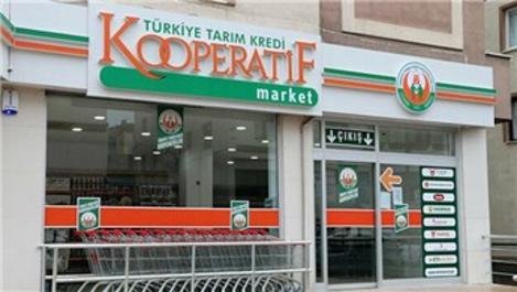 'Tarım Kredi Kooperatif Market'in 205. şubesi Ankara'da açıldı