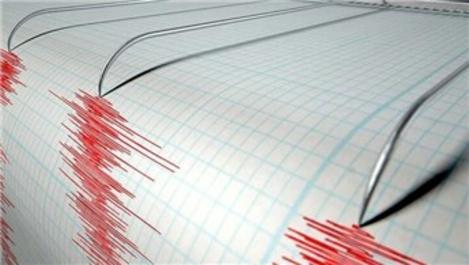Muğla açıklarında 4.1 büyüklüğünde deprem!