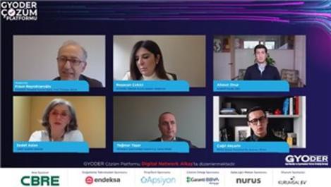 GYODER Çözüm Platformu'nda ofislerin geleceği konuşuldu