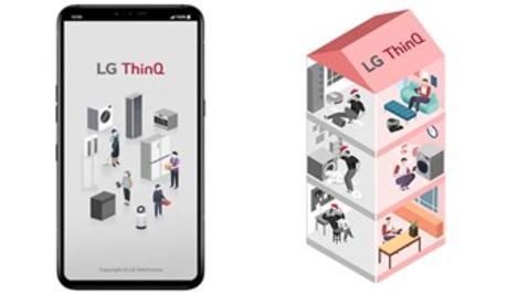 LG ThinQ ile akıllı ev devrimi!