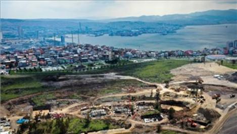 TOKİ İzmir depremzede konutları hızla yükseliyor!