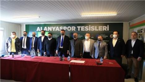 Alanyaspor'a 75 milyon liralık yeni tesis!