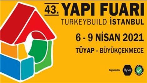Yapı Fuarı-Turkeybuild İstanbul'da geri sayım başladı!