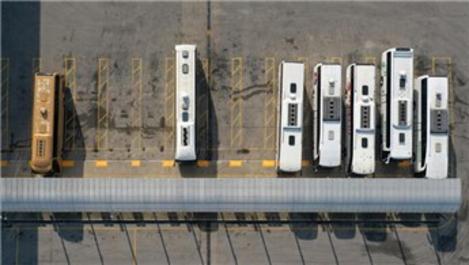 Şehirler arası otobüs seferlerinde büyük artış yaşanıyor!