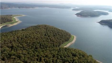 İstanbul'un barajlarında doluluk yüzde 75'e dayandı