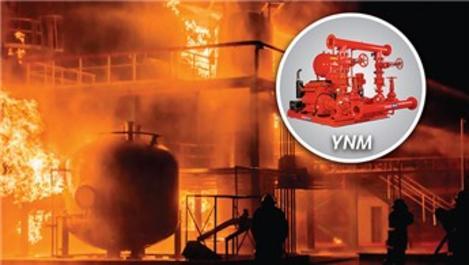 Mısır'daki hastanelerin yangın güvenliği Masdaf'a emanet!