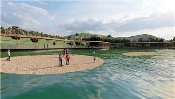 Erzurum'daki 6 yüzen ada turizme kazandırılacak!