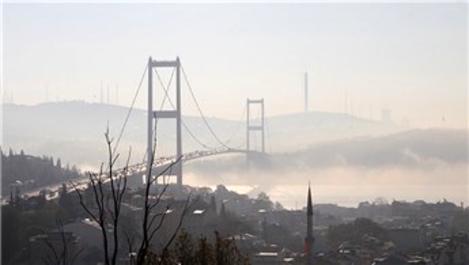 Hava kirliliği İstanbul, Ankara ve Bursa'da azaldı