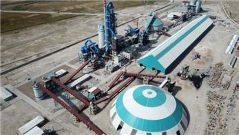 Arkoz Ağrı Çimento Fabrikası'na uluslararası ödül!