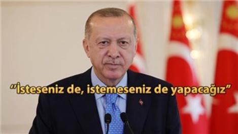 ''Kanal İstanbul'un ÇED raporu tamamlandı''