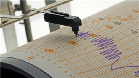 Datça açıklarında 3,9 büyüklüğünde deprem!