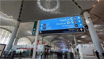 İstanbul Havalimanı 2 yılda 81 milyon yolcuya hizmet verdi