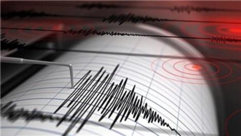 Ege Denizi'nde 4,3 büyüklüğünde deprem!