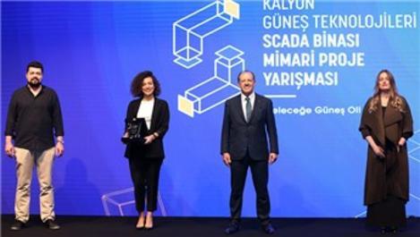 Kalyon Holding'in SCADA Mimari Tasarım Yarışması sonuçlandı